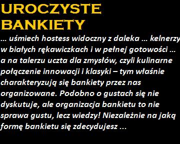 Bankiety